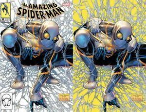 AMAZING SPIDER-MAN 62 NM+ Tyler Kirkham McFarlane 1 Homage VIRGIN & TRADE