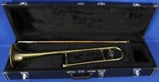 Selmer Bach Bundy Bb Trombone T-Bone w/ Case Brass Band Instrument