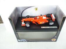 Hot Wheels 50169 Ferrari F2001 Scuderia Ferrari Marlboro Michael Schumacher 1:18