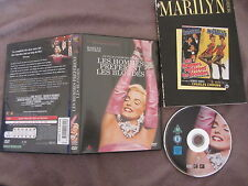 Les hommes préfèrent les blondes de Howard Hawks (Marilyn Monroe), DVD, Comédie
