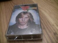 TOM PETTY AND THE HEARTBREAKERS Cassette with Breakdown