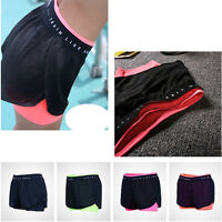 Women Quick Dry Baggy Ladies Girls Yoga Fitness Sports Gym Cycling Shorts