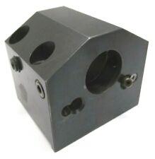 "New listing Okuma 1-1/2"" Id Bolt-On Block Holder For Lathe Turning Centers - 80mm x 45mm"