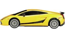 Rastar 1:24 Lamborghini Superleggera Lambo RC Car - Yellow /  NEW DAMAGED BOX
