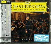 John Williams - John Williams - Live In Vienna (Hyrbid-SACD) [New SACD] Hybrid S