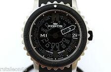 FORTIS B-47 BIG STEEL 675.10.161 automatic watch N.O.S. Limited edit.  #75//2012