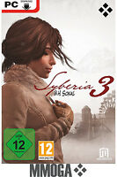 Syberia 3 III - PC Code - STEAM Digital Download Key - Abenteuer Spiel [DE/EU]