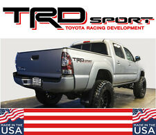 2003 Toyota TRD Truck Sport 4x4 Toyota Tacoma Die Cut Decal Vinyl Stickers N3
