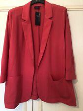 M&S Pink Jacket Size 22