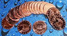 20 - Eagle with Stars Design Coins 1/4 oz each .999 Copper Bullion