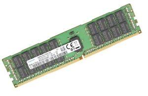 Samsung 16GB DDR4 2400 MHz ECC Registered M393A2G40DB1-CRC 2Rx4 PC4-2400T-R