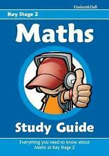 Maths Study Guide for Key Stage 2, Hall, June, Haslam, Mark | Paperback Book | G