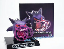 Anime Pocket Monster Pokemon Go Gengar Figure Toy Doll New in Box