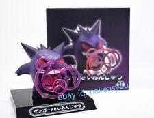 Pocket Monster Pokemon Go Gengar Figure Toy