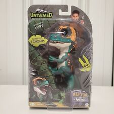 Untamed Raptor Series 1 - Fury - Interactive Dinosaur by WowWee
