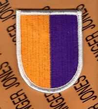 USACAPOC Civil Affairs Psychological Command Airborne para oval patch #1