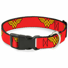 Cat or Dog Collar Clip Licensed DC Comics Wonder Woman WWW001