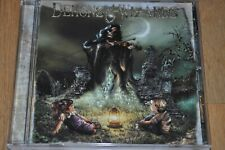 DEMONS & WIZARDS s/t CD 1999 STEAMHAMMER iced earth POWER METAL blind guardian