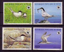 Benin Michelnummer 476 - 479 postfrisch  (WWF)