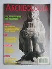 ARCHEOLOGIA N° 294 10/93: Gaule:musique/GOLAN/ROUMANIE:Pêcheurs/LYON:presqu'île