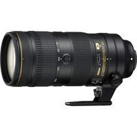 Nikon AF-S NIKKOR 70-200mm f/2.8E FL ED VR - OPEN BOX