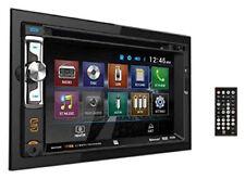 "Bluetooth Double Din 6.2"" TouchScreen DVD CD USB Car Audio Stereo AUX Dual Radio"