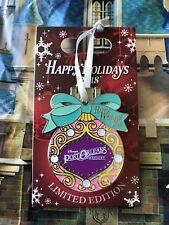 Disney Happy Holidays 2018 Port Orleans Resort Pin Princess Tiana LE 2000