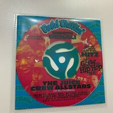 DJ SMOOTH DENALI The Juice Crew All Stars PT2 80s Hip Hop Rap Mixtape Mix CD NYC