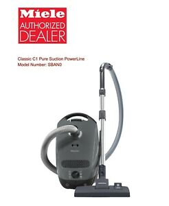 MieleClassic C1 Pure Suction PowerLine Vacuum- SBAN0 *Two Extra Boxes of Bags*