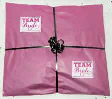 TEAM BRIDE HEN NIGHT PARTY DO WEEKEND PASS THE PARCEL PARTY GAME