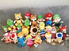 Super Mario Plush Collection - Choose from 45 Different Heroes Characters - NEW