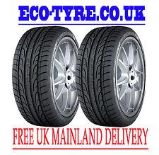 2X Tyres 225 45 R17 94Y XL Dunlop SportMaxx SP F C 71dB