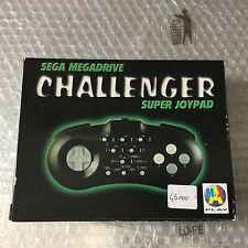 VINTAGE# GAME CONTROL PAD SEGA MEGADRIVE GENESIS CHALLENGER #NIB