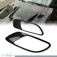 Carbon Fiber BMW 3-Series E90 E92 E93 Front Hood Vents Air Dust M3