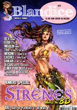 BLANDICE N°17 - Dossier spécial Les SIRENES