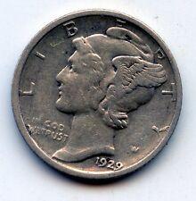 1929-d Mercury dime  (SEE PROMO)
