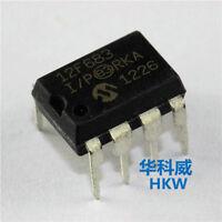 5PCS PIC12F683-I/P PIC12F683 12F683 DIP-8 Microcontroller CHIP IC
