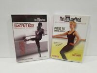The Bar Method The Dancer's Body DVD Marnie Alton Fitness & Accelerated Workout