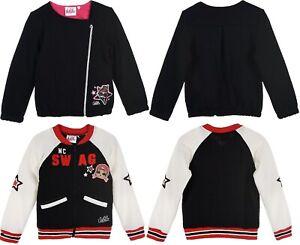 Official Girls LOL Surprise Sweater Kids Top Zip Jumper L.O.L Sweatshirt 4-10 yr