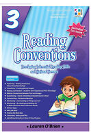 Reading Conventions - Year 3 Australian Curriculum
