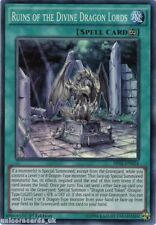 SR02-EN024 Ruins of the Divine Dragon Lords Super Rare 1st edition Mint YuGiOh C