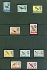EDW1949SELL : ETHIOPIA Nice collection of all VF MOG Cplt Animal sets Sc Cat $72