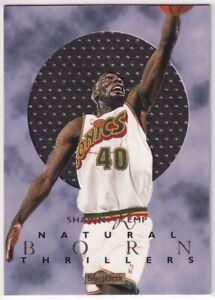 SHAWN KEMP 1996 SKYBOX NATURAL BORN THRILLERS INSERT VERY RARE MASSIVE BV$$