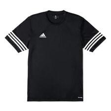 Maglie e top t-shirt neri per bambini per palestra , fitness , corsa e yoga