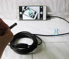 For Android Phone PC 5M waterproof indoor outdoor screw spy hidden micro camera
