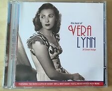 CD The Best of Vera Lynn on CD - 25 great songs - White Cliffs of Dover etc