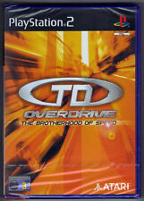 PS2 TD Overdrive (2002), UK Pal, Brand New & Sony Factory Sealed