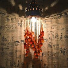 Vintage Ethnic Turkish Lighting Pendant Lamp Bohemian Chandelier For Living Room