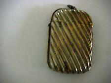 Antique Vesta Case (Metal)