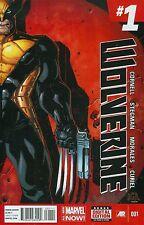 Wolverine #1 (NM)`14 Cornell/ Stegman